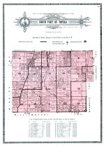 Topeka Township - South, Pauline, Shawnee County 1921